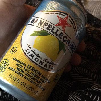 San Pellegrino® Limonata Sparkling Lemon Beverage uploaded by Emily J.