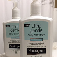 Neutrogena Ultra Gentle Daily Cleanser uploaded by Britni S.