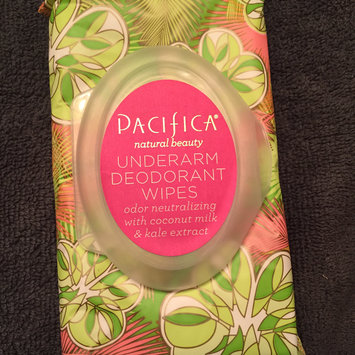 Photo of Pacifica Underarm Deodorant Wipe with Coconut Milk & Kale Extract uploaded by Tayler H.