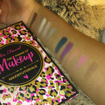 Too Faced The Power of Makeup By Nikkie Tutorials uploaded by Marisol Z.