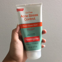 Neutrogena Oil-Free Acne Stress Control Power-Cream Wash uploaded by Britney B.