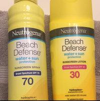 Neutrogena Beach Defense SPF 70 Sunscreen Spray & Lotion Mix Pack (6.5 oz. sprays + 6.7 oz. lotion) uploaded by Heather J.