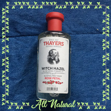 Thayers Alcohol-Free Rose Petal Witch Hazel Toner uploaded by Salma M.