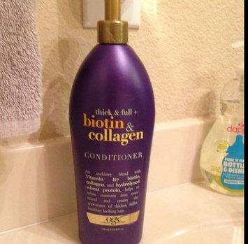 OGX® Biotin & Collagen Conditioner uploaded by Marissa M.