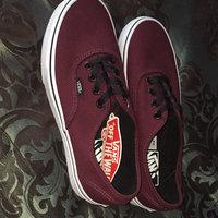 Vans U Authentic Canvas Sneaker Port Royale/Black uploaded by Yakelin M.