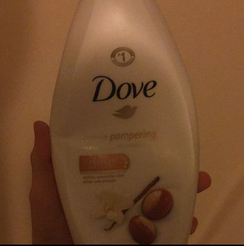 Photo of Dove Purely Pampering Almond Cream with Hibiscus Body Wash uploaded by Amber S.