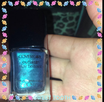 Photo of COVERGIRL Outlast Stay Brilliant Nail Gloss uploaded by Kelly L.