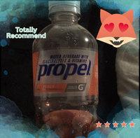 Propel® Peach Water Beverage with Vitamins 16.9 fl. oz. Bottle uploaded by Katie S.