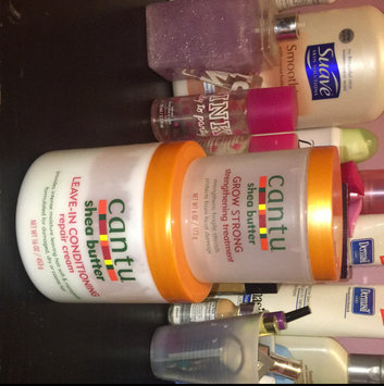 Photo of Cantu Shea Butter Leave-In Conditioning Repair Cream uploaded by kasy v.