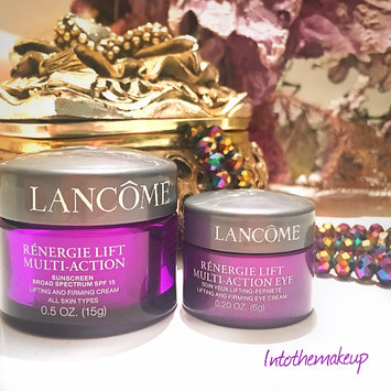 Photo of Lancôme Rénergie Lift Multi-Action Day Cream uploaded by Mishal I.