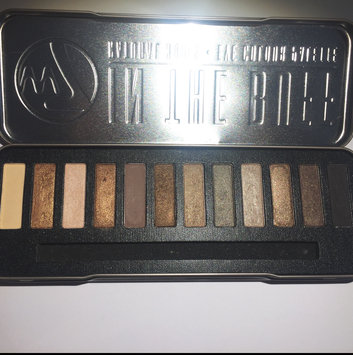 W7 - 'In The Buff' Natural Nudes Eye Colour Palette uploaded by Nikki S.