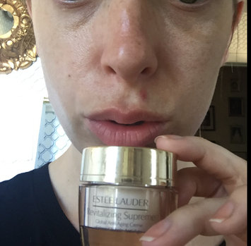 Photo of Estée Lauder Revitalizing Supreme Global Anti-Aging Creme uploaded by Katherine V.