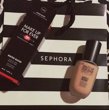 Photo of MAKE UP FOR EVER Water Blend Face & Body Foundation uploaded by Vane G.