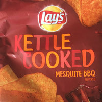 LAY'S® Kettle Cooked Mesquite BBQ Flavored Potato Chips uploaded by Nicole S.