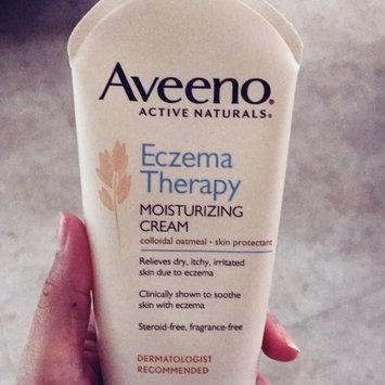 Photo of Aveeno Active Naturals Eczema Therapy Moisturizing Cream uploaded by Heylin P.