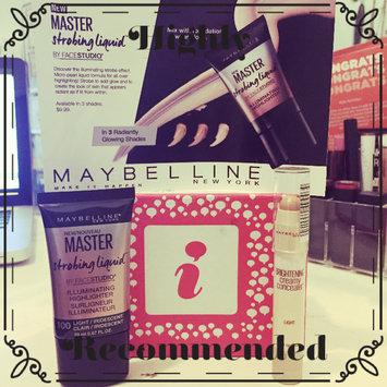 Maybelline Facestudio® Master Strobing Liquid™ Illuminating Highlighter uploaded by Marisa D.