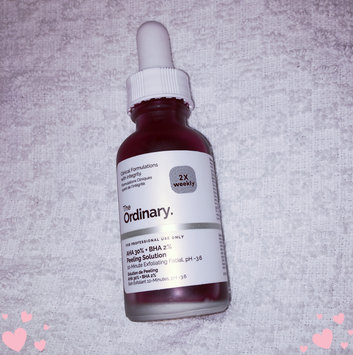 Photo of The Ordinary AHA + BHA 2% Peeling Solution uploaded by ROHENA T.