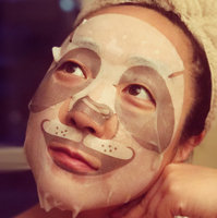 [Snp Cosmetic] Animal Panda Whitening Mask 1Box 0.85Oz/25Ml x 10ea uploaded by Hannah K.