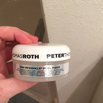 Photo of Peter Thomas Roth Un-Wrinkle Peel Pads uploaded by Katie M.