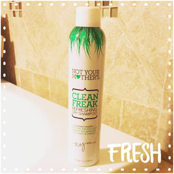 Not Your Mother's Clean Freak Refreshing Dry Shampoo uploaded by Casey S.