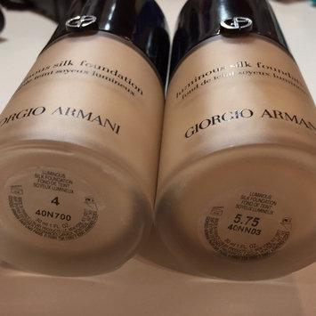 Giorgio Armani Luminous Silk Foundation uploaded by Elise R.