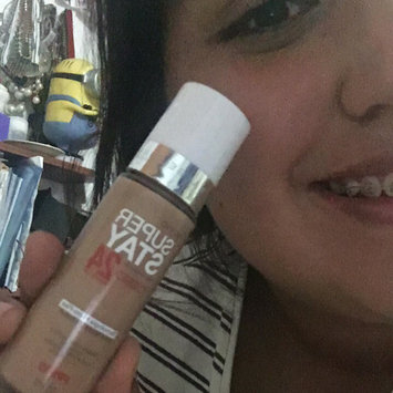 Maybelline Super Stay 24 HR Foundation uploaded by Sofia L.