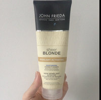 John Frieda® Sheer Blonde Curvaceous Blonde Curl Swirls uploaded by Cris T.