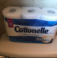 Cottonelle® CleanCare® Toilet Paper uploaded by Vicki W.