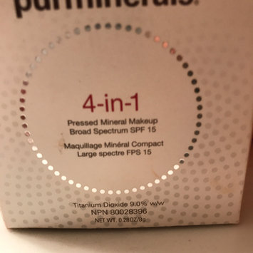 Photo of Pur Minerals 4-in-1 Pressed Mineral Foundation uploaded by Teresa C.