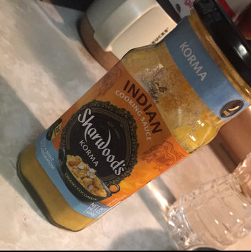 Photo of Sharwood's Indian Cooking Sauce Creamy Coconut Korma uploaded by Widienne B.