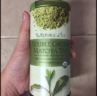 The Republic of Tea, Double Green Matcha uploaded by Katherine V.
