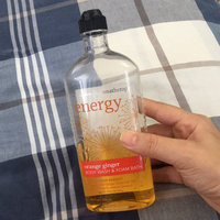 Bath Body Works Aromatherapy Energy Orange Ginger 10 oz Body Wash Foam Bath uploaded by Alina M.