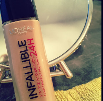 L'Oréal Paris Infallible Stay Fresh Foundation uploaded by Paige A.