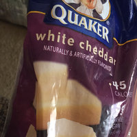 Quaker® Rice Cakes White Cheddar uploaded by Wendy C.