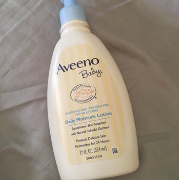 AVEENO® Baby Daily Moisture Lotion uploaded by Clarissa M.