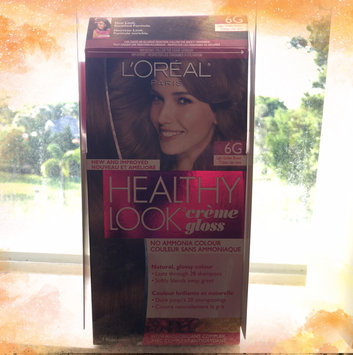 Photo of L'Oréal Paris Healthy Look Creme Gloss Color uploaded by Darlenis D.