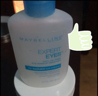 Maybelline Expert Eyes® 100% Oil-Free Eye Makeup Remover uploaded by Priya N.