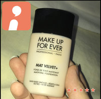 MAKE UP FOR EVER Mat Velvet + Matifying Foundation uploaded by Rania Z.