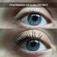 L'Oréal Paris Voluminous® Lash Paradise Washable Mascara uploaded by Tara G.