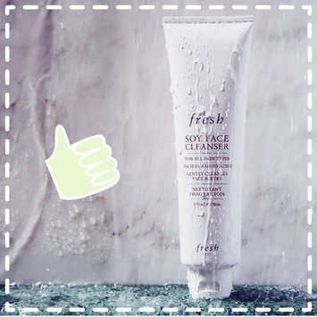 Photo of fresh Soy Face Cleanser uploaded by Kat J.