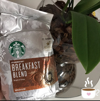 Photo of Starbucks® Breakfast Blend Medium Roast Ground Coffee uploaded by Brenda M.