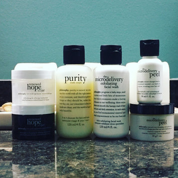 Photo of philosophy The Microdelivery Peel Kit uploaded by Shelby M.
