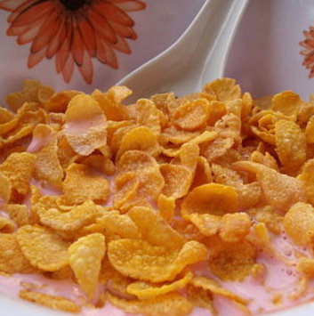 Photo of Kellogg's Frosted Flakes Cereal uploaded by Pecci D.