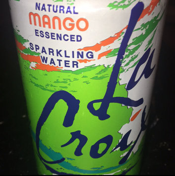 Photo of La Croix Sparkling Water Mango uploaded by Joanie C.
