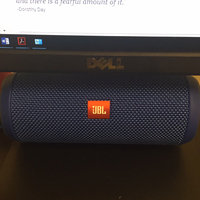 JBL Flip 3 Portable Bluetooth Speaker (Blue) uploaded by Liz A.