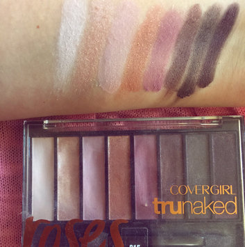 COVERGIRL TruNaked Eyeshadow Palettes uploaded by Michelle G.