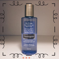 Neutrogena® Oil-Free Eye Makeup Remover uploaded by Mels P.