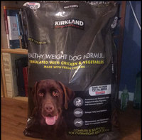 Wellpet Llc Wellpet OM88402 12 lb Dog Dry Wellness Core Original uploaded by Katie C.