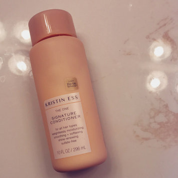Photo of Kristin Ess The One Signature Conditioner 10 oz uploaded by Kara K.