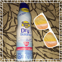 Banana Boat Dry Balance Spray Spf 50 6 oz uploaded by Lesley D.